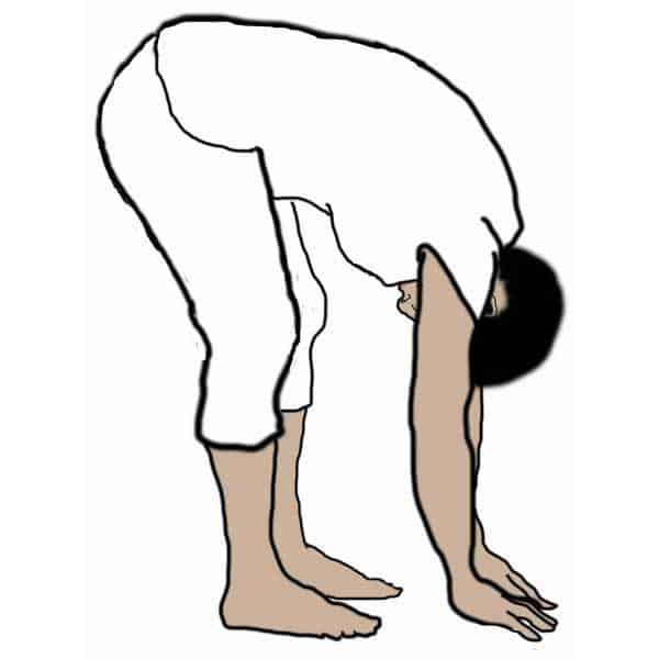 person grounding pose