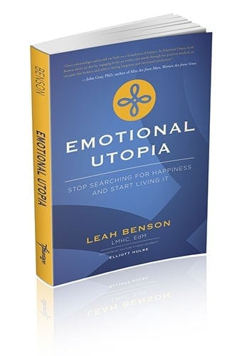 emotional utopia book by leah benson