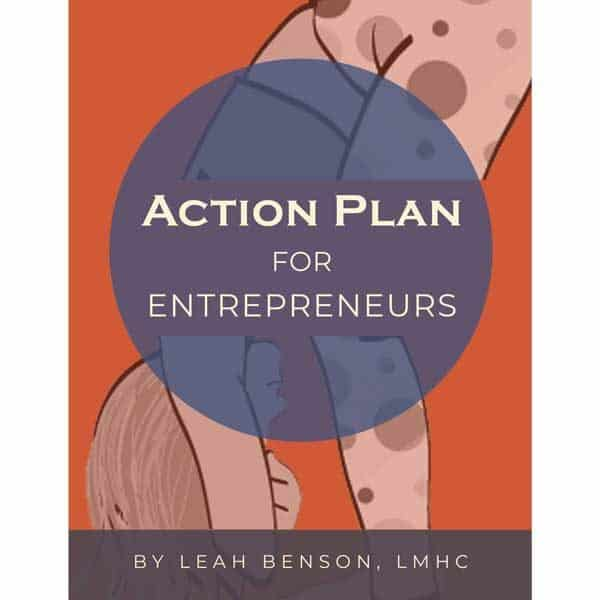 book cover for action plan